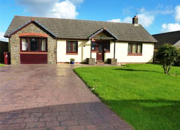 Thumbnail 3 bed detached bungalow for sale in Maes Yr Ysgol, Templeton, Narberth