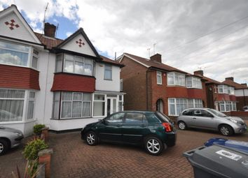 Thumbnail 3 bedroom property to rent in Cheviot Gardens, London