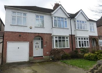 Thumbnail 4 bed semi-detached house for sale in Woodlands Road, Isleworth, Middlesex