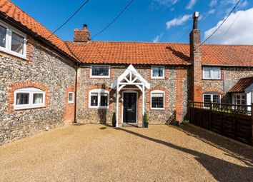 Thumbnail 2 bed terraced house for sale in Bobby Hill, Wattisfield, Diss