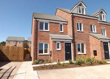 Thumbnail 2 bedroom end terrace house for sale in Pella Grove, Annesley, Nottingham, Nottinghamshire