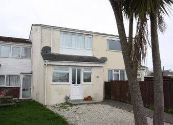 Thumbnail 2 bed terraced house for sale in Pendragon Crescent, Newquay
