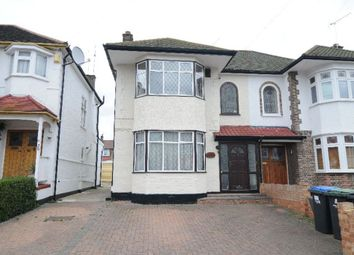 Thumbnail 1 bed flat to rent in Cranford Avenue, Palmers Green, London