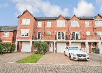 Thumbnail 4 bed town house for sale in Merlin Court, Carlisle