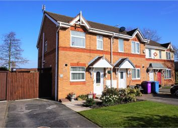 Thumbnail 2 bedroom end terrace house for sale in Leagate, Liverpool