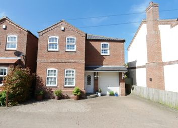 Thumbnail 4 bed detached house for sale in High Street, Barmby-On-The-Marsh, Goole
