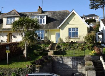 Thumbnail 4 bed end terrace house for sale in Dartmouth Road, Paignton, Devon