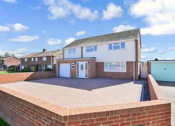 Thumbnail 4 bed detached house for sale in Archers Court Road, Whitfield, Dover, Kent