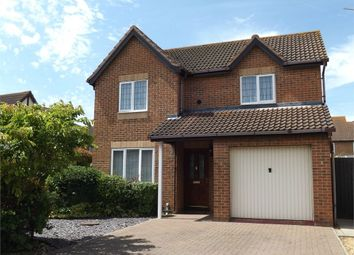 Thumbnail 3 bedroom detached house for sale in Murrell Close, St. Neots