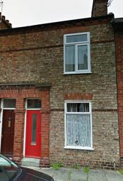 Thumbnail 2 bed terraced house to rent in Cycle Street, Off Hull Rd. York
