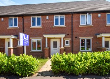 Thumbnail 3 bed terraced house for sale in Highland Drive, Loughborough, Leicestershire