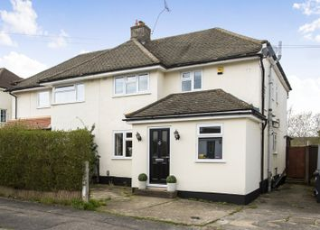 Thumbnail 3 bed semi-detached house for sale in Mildred Avenue, Borehamwood