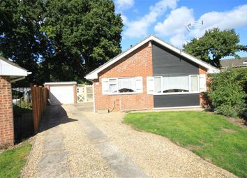 Thumbnail 3 bed detached bungalow for sale in St. Just Close, Ferndown