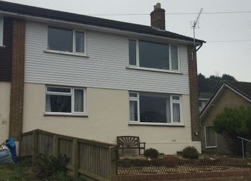 Thumbnail 2 bed flat for sale in Mountfield Road, Wroxall, Ventnor