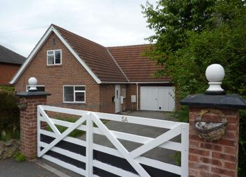 Thumbnail 4 bed detached house to rent in Meynall Street, Church Gresley, Swadlincote