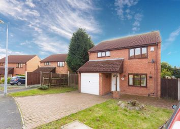 Thumbnail 4 bedroom detached house for sale in 6 Morgan Way, Ketley, Telford