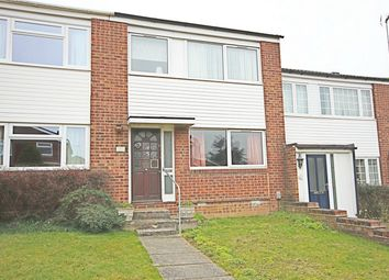 Thumbnail 3 bed terraced house for sale in The Crest, Sawbridgeworth, Hertfordshire