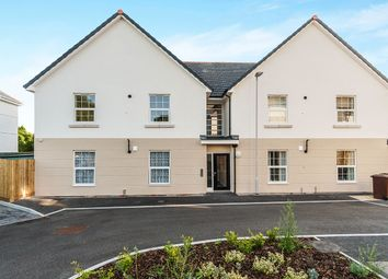 Thumbnail 2 bed flat for sale in The Redwing, Plot 6, Rowans, Horn Lane, Plymstock, Devon