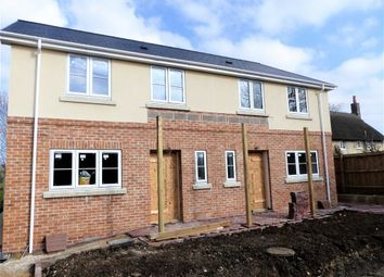 Thumbnail 3 bedroom semi-detached house for sale in Bakers Paddock, Dorchester, Dorset