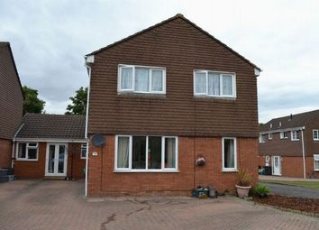 Thumbnail 5 bedroom detached house for sale in Banbury Close, West Hunsbury, Northampton
