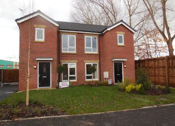 Thumbnail 3 bed semi-detached house for sale in Peter Moss Way, Levenshulme, Manchester