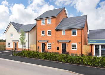 "Thumbnail 3 bedroom semi-detached house for sale in ""Stambourne"" at Cables Retail Park, Steley Way, Prescot"