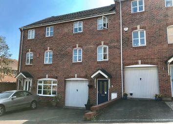 Thumbnail 3 bed town house for sale in Vanguard Close, High Wycombe