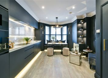 Thumbnail 1 bed flat for sale in Hillbrook House, Fulham Road, London