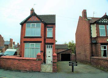 Thumbnail 3 bed detached house for sale in Bridge Street, Shotton, Deeside