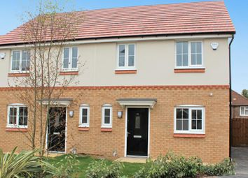 Thumbnail 3 bedroom property to rent in Ermine Close, Walkden