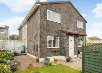 Thumbnail 1 bed semi-detached house for sale in Ferndale Close, Woolwell, Plymouth