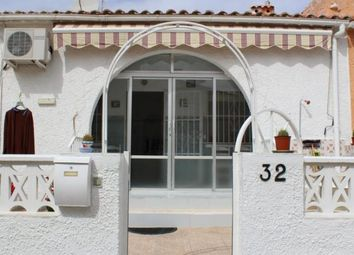 Thumbnail 2 bed bungalow for sale in 03184 El Chaparral, Alicante, Spain