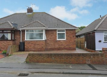 Thumbnail 3 bed semi-detached bungalow for sale in Pinewood Close, Ramsgate