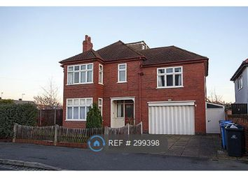 Thumbnail 5 bed detached house to rent in Thornhill Road, Derby
