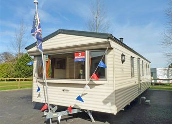 Thumbnail 3 bedroom mobile/park home for sale in Shottendane Road, Birchington, Kent