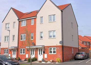 Thumbnail 4 bed town house for sale in Keen Avenue, Buntingford