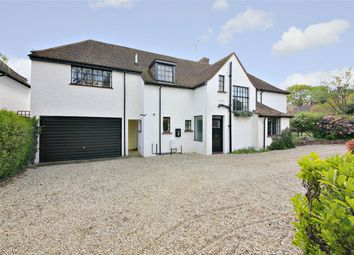 Thumbnail 5 bed detached house for sale in Letchmore Road, Radlett, Hertfordshire