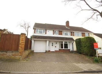 Thumbnail 4 bedroom semi-detached house for sale in Blenheim Road, Orpington, Kent