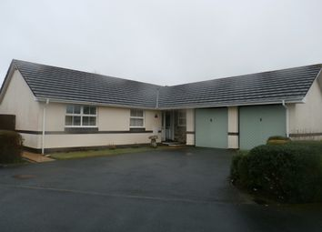 Thumbnail 3 bedroom detached bungalow to rent in St. Davids Road, Tavistock