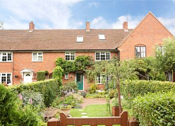 Thumbnail 3 bed terraced house for sale in St. Marys Cottages, Turville, Henley-On-Thames, Buckinghamshire