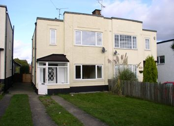 Thumbnail 3 bedroom semi-detached house for sale in Diamond Avenue, Kirkby-In-Ashfield, Nottingham
