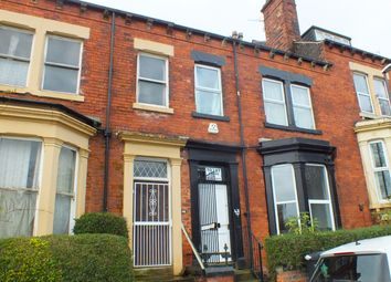 Thumbnail 7 bed terraced house to rent in Hanover Square, Leeds, West Yorkshire