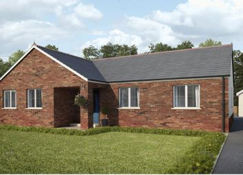 Thumbnail 3 bed detached bungalow for sale in Plot 3, Maes Y Llewod, Bancyfelin