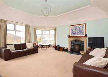 Thumbnail 4 bed detached bungalow for sale in London Road, River, Dover, Kent