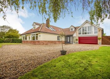 Thumbnail 5 bed detached house for sale in Besthorpe, Attleborough, Norfolk