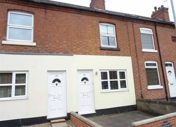 Thumbnail 3 bed terraced house for sale in Kirkby Road, Barwell, Leicester