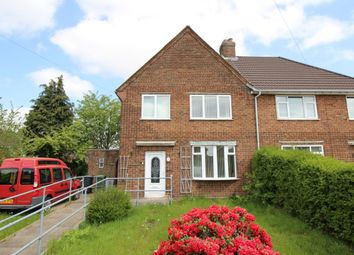 Thumbnail 3 bedroom semi-detached house for sale in Hilton Road, Willenhall
