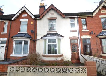 Thumbnail 3 bed terraced house for sale in Corporation Street, Stafford
