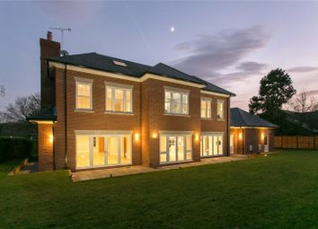 Thumbnail 5 bed detached house for sale in Snows Paddock, Windlesham, Surrey