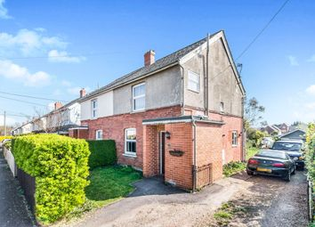 Thumbnail 3 bed semi-detached house for sale in Mylen Road, Andover